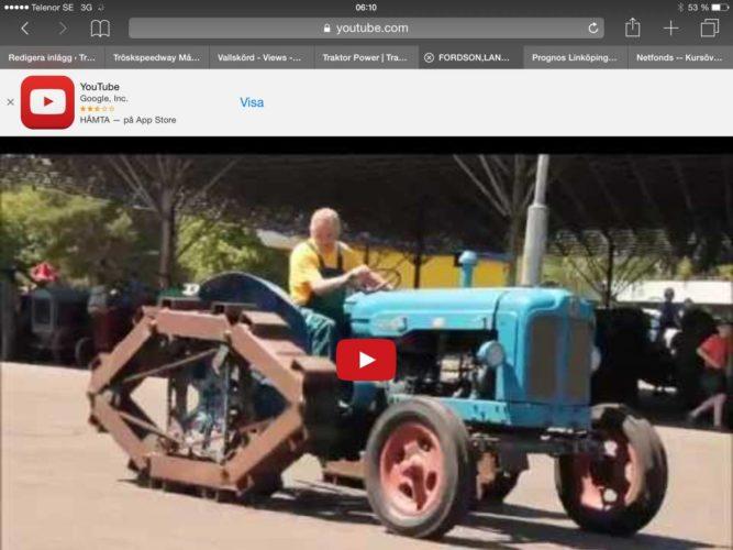 Världens häftigaste hjul!!!