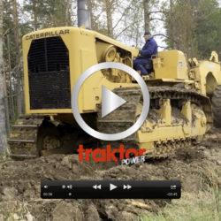 Säg Caterpillar D9 och en hel värld av maskinentusiaster gör vågen! Här har du en D9 i Köping! Du kan läsa om den i Traktor Power nummer 8 som finns i kioskerna nu i helgen. Det är sista chansen! MISSA inte D9-party!
