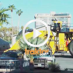 Worlds Biggest Wheel Loader.