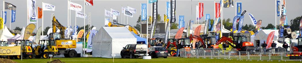 ÄVEN I GÖTEBORG. Entreprenad Expo har sedan flera år etablerat sig i Skåne och arrangerar närmast mässa i Borgeby 10–12 september. Nästa år planerar mässarrangören en mässa även i Göteborg.