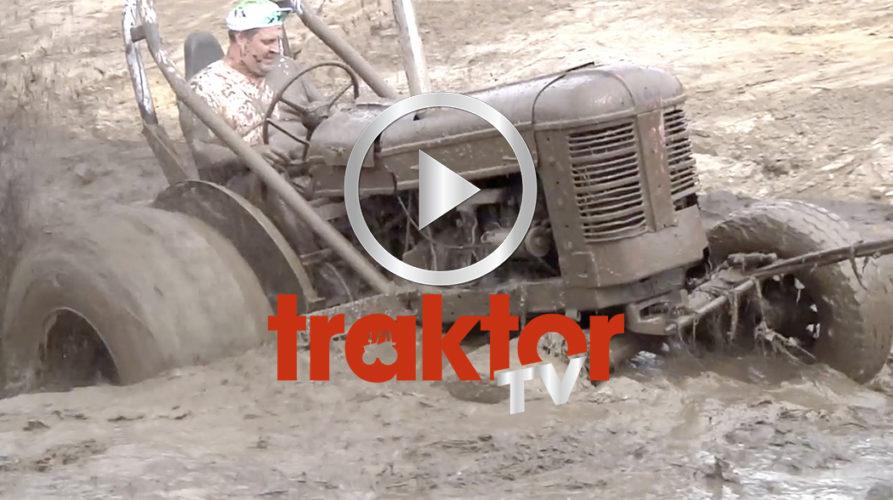 Surhål i Traktor-TV