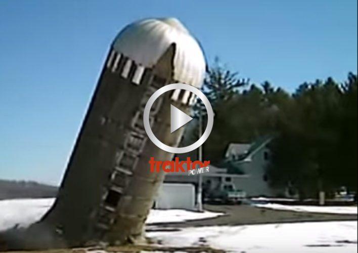 Dansande silo faller!!!