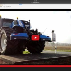 Tractor-bumper framtill!