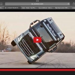Detta klarar en Volvo!