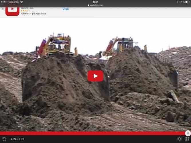 Världens största bulldozer!!!!