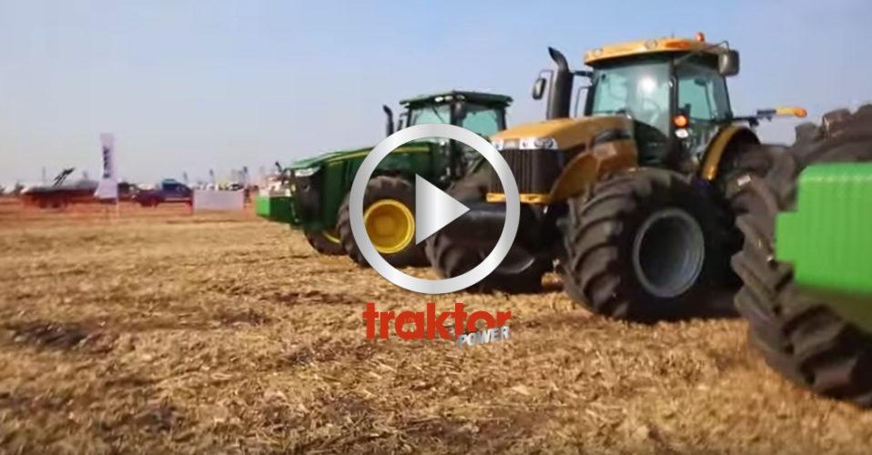 Häng med till Farm Progress Show i Decateur, Illinois, USA!
