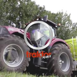 Nya traktorserien från Case IH!
