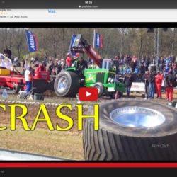 http://youtu.be/2cZrxJIXAfs Här har du höjdpunkterna från helgens EM i traktorpulling i danska Brande!
