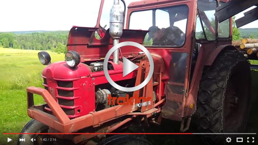 Sveriges mest älskade traktor!!!