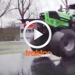 Ny fartgräns för traktorer.