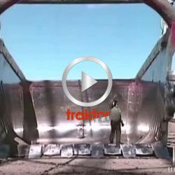 Här har du världens största landgående maskiner!!!