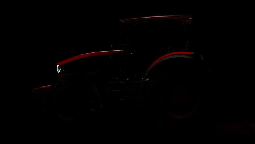 NY DESIGN. Tjeckiska traktortillverkaren Zetor återvänder till Agritechnica efter 6 år och håller fram sitt samarbete med legendariska italienska bil- och maskindesignfirman Pininfarina.