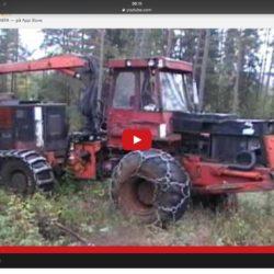 SMV 21 med markberedningsaggregat!