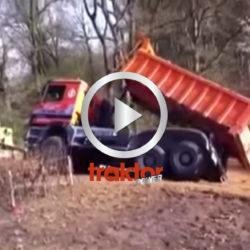 SÅ tippar du inte en lastbil!!!