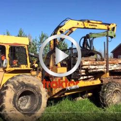 Skogslegender på Ösa-träffen i Alfta i Hälsningland!