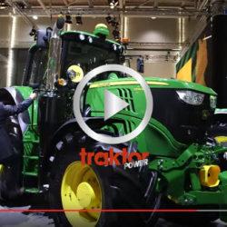 Detta är John Deere på mässan Agritechnica!