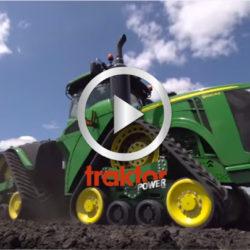 John Deere 9RX visas just nu upp på Agritechnica-mässan i tyska Hannover!