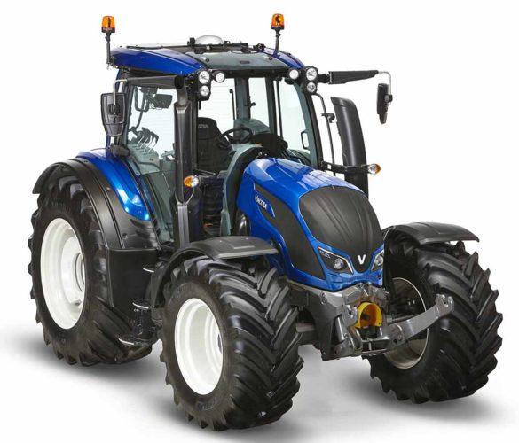 Ny traktorserie från Valtra!