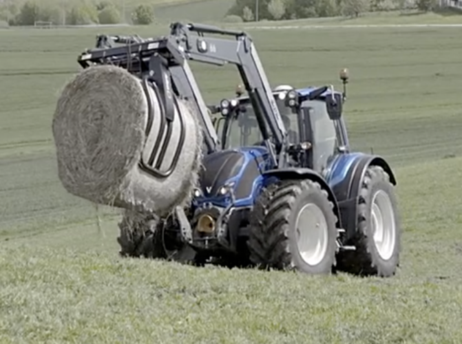 Valtra fick Machine of the Year 2016