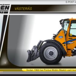 NY ÄGARE. Maskinfirman Pontus Widén AB i Västerås avvecklar Deutz-Fahrförsäljningen och blir istället återförsäljare av New Hollands hela maskinprogram. I samma veva tar Traktor Nord över företaget av nuvarande ägare Gunnar Anzén.