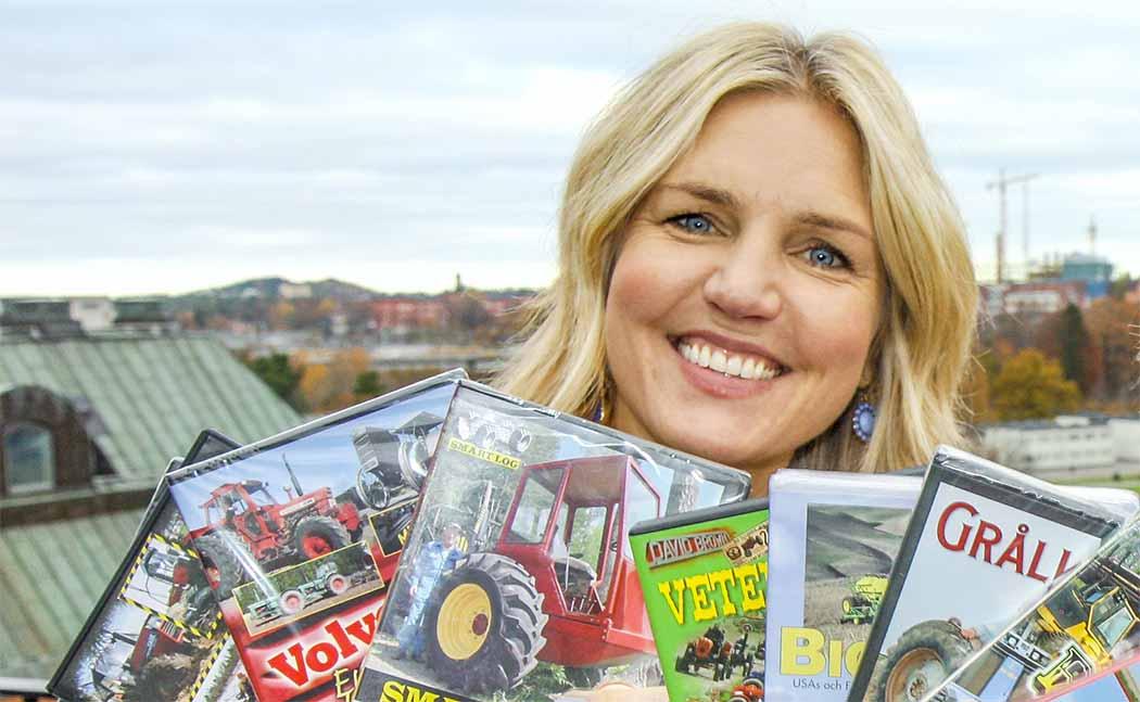 Traktor Power kommer till norska mässan Agroteknikk!