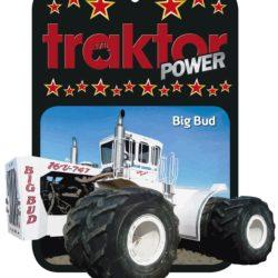 Traktor Powers doftgran luktar diesel så klart!