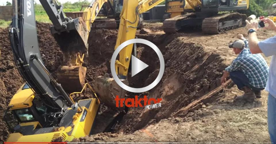 Hur ska det här gå? Är det inte fullt med grävare i gropen snart???