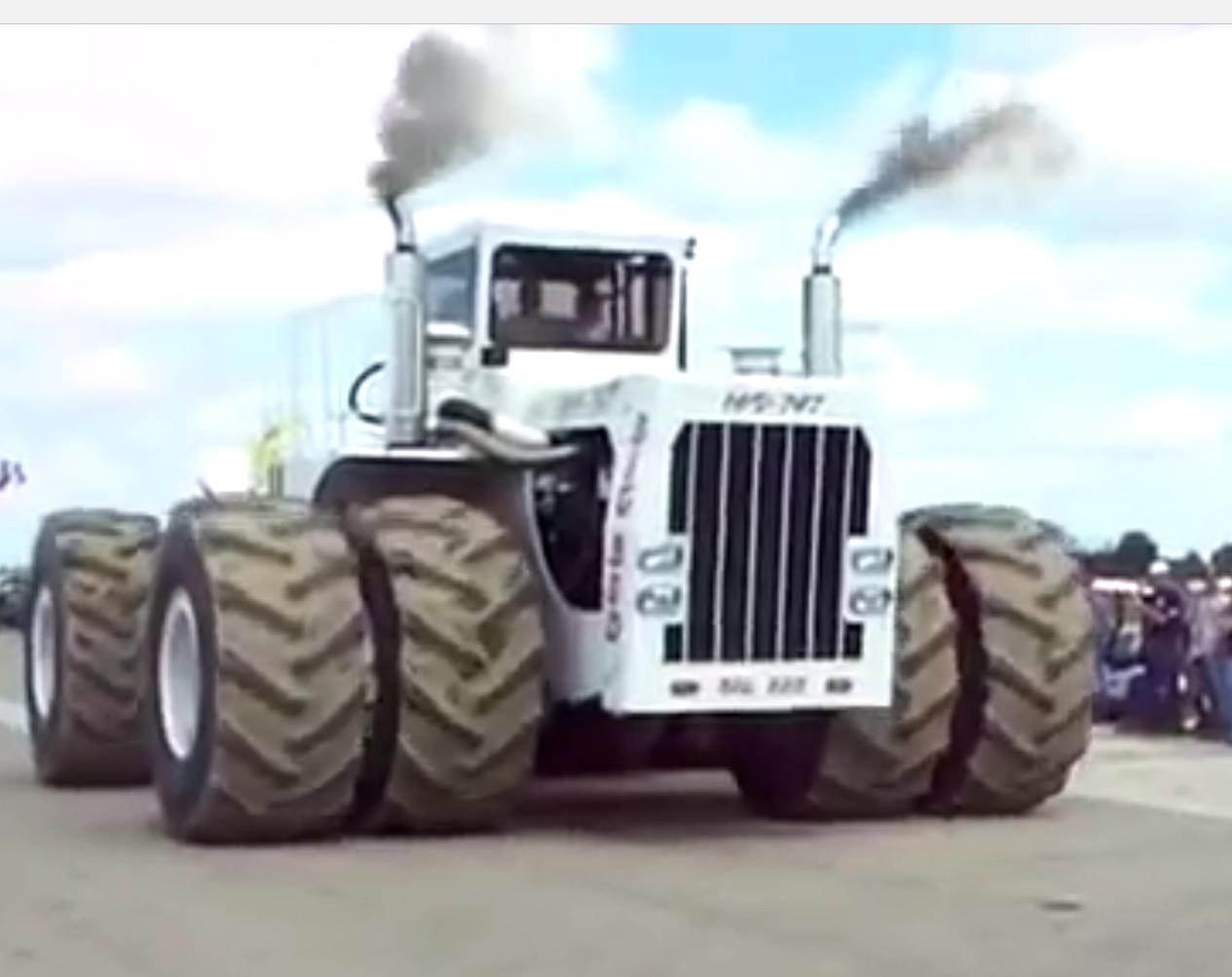 Big Bud 747 >> Här är Big Bud 747!!! | Traktor Power