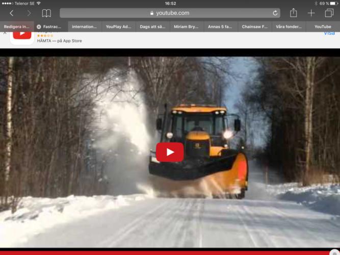 Här har du ett norskt snömonster!!!