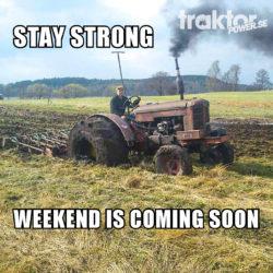 Traktor Powers julkalender!