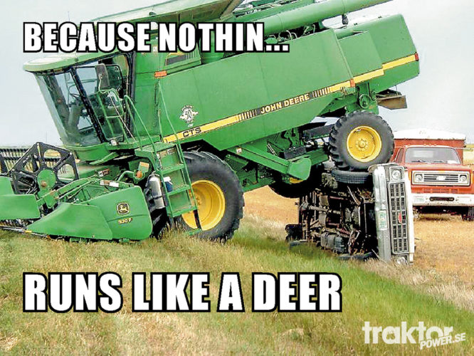 Traktor Powers julkalender