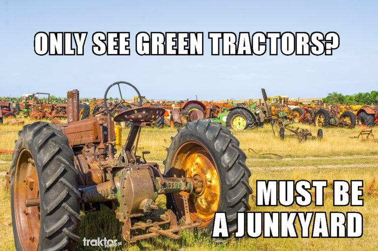 Traktor Powers julkalender.