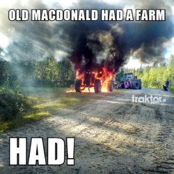 Traktor Powers julkalender är hetare än någonsin.