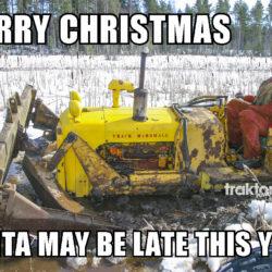 Traktor Power-redaktionen önskar alla en riktigt God Jul!