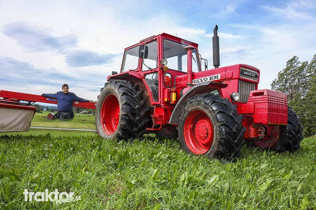 volvo bm 814 – traktor power