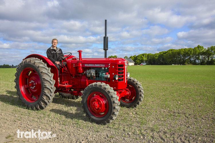 Detta är Sveriges mest tillverkade traktor någonsin!
