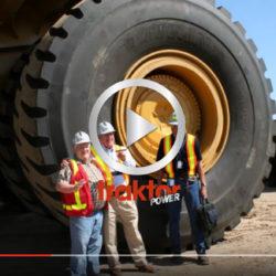 Häng med och spana in de största däcken i världen!