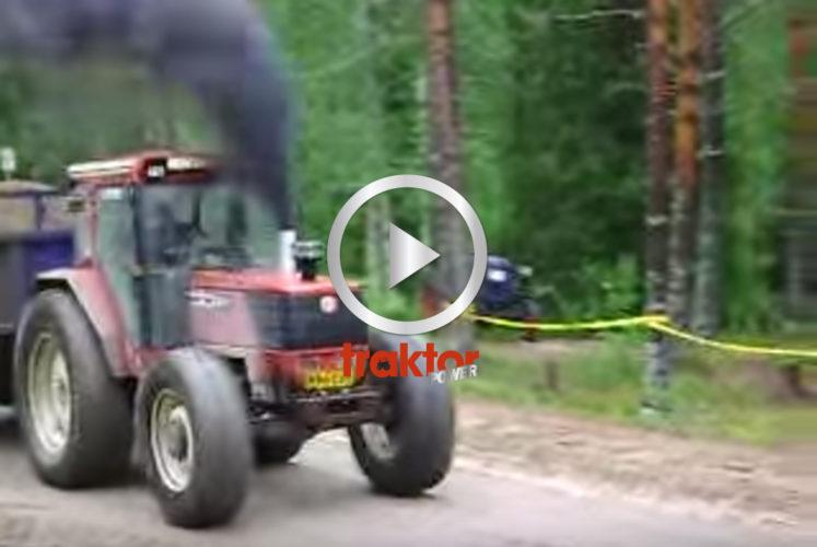 Här snackar vi Fiat F100 med kreativ bränslepump!