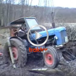 Här får du se hur den tuffe svenske traktorföraren använder sig av stocktricket!