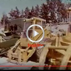 En kavalkad på BMs traktorhistoria! OBS rörlig bild!