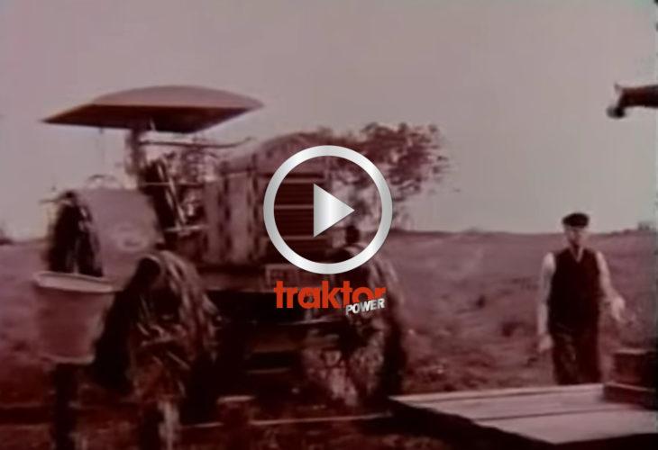 Detta är Volvo BM-historia! Du får allt ända från en första Munktells-traktorn.