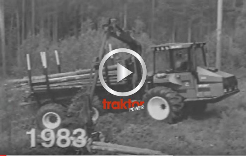 Här har du Valmets hela skogsmaskinhistoria!