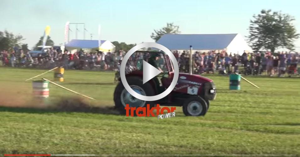 Hela festen på traktorracet i Stenstorp!!!