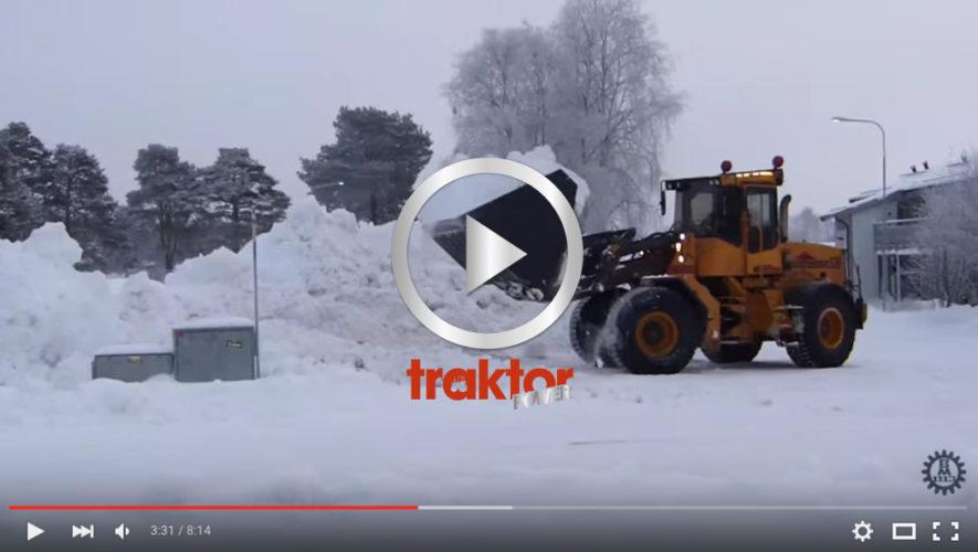 Så jobbar ett Ljungby-proffs med sin L13!
