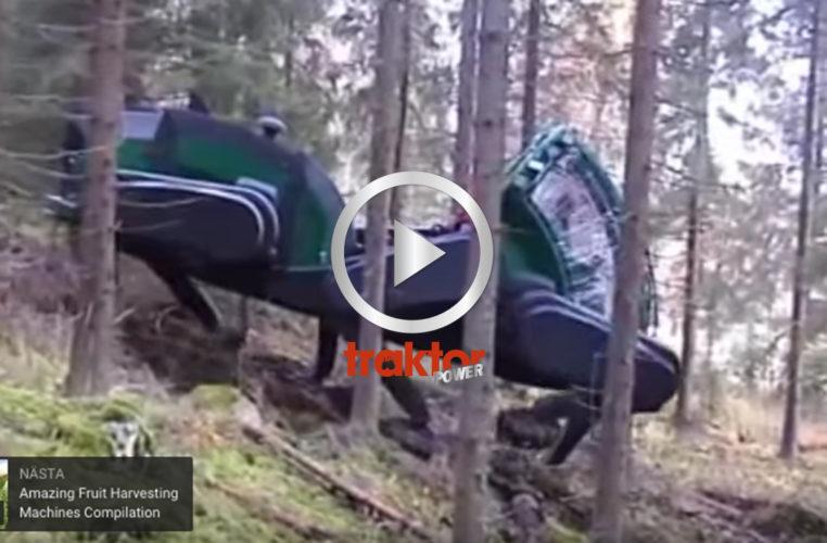 Kolla, en skogsmaskin på fötter!?!