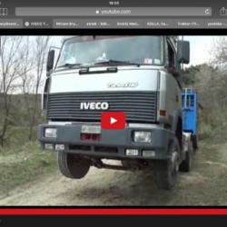 Här har du en IVECO-lastbil!!!