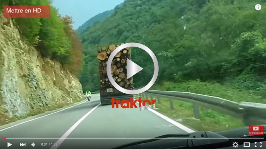 Hur långt går det att köra i den här farten!
