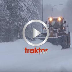 Den snöiga vintern 2015 är det fullt röj! KOLLA!