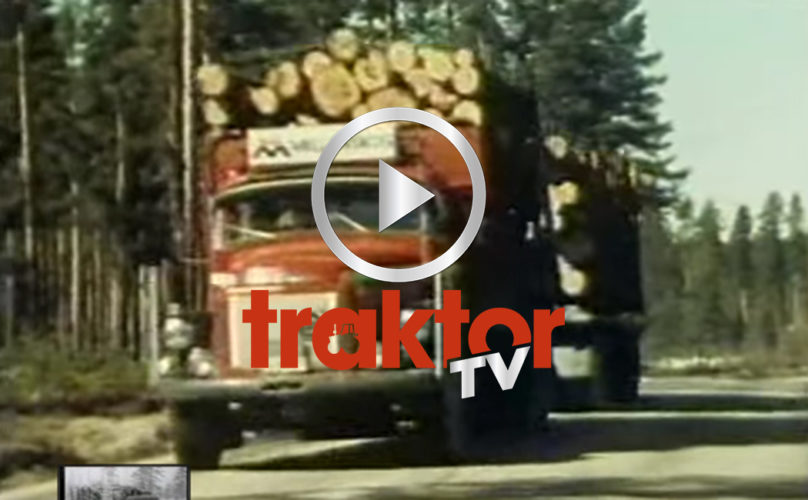 Timmerbilens historia