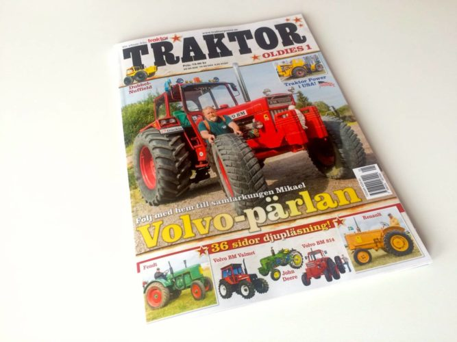Nya Traktor Oldies, ute nu!